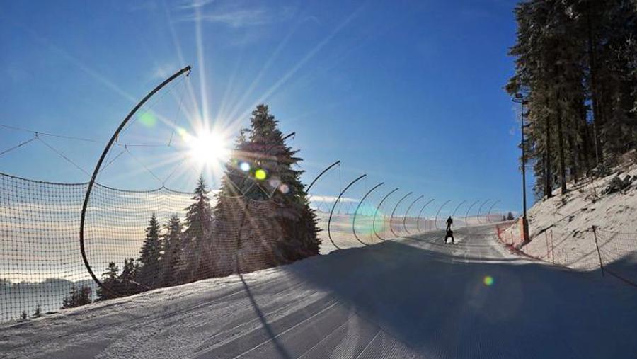 ChatkaAgi - Limanowa-Ski